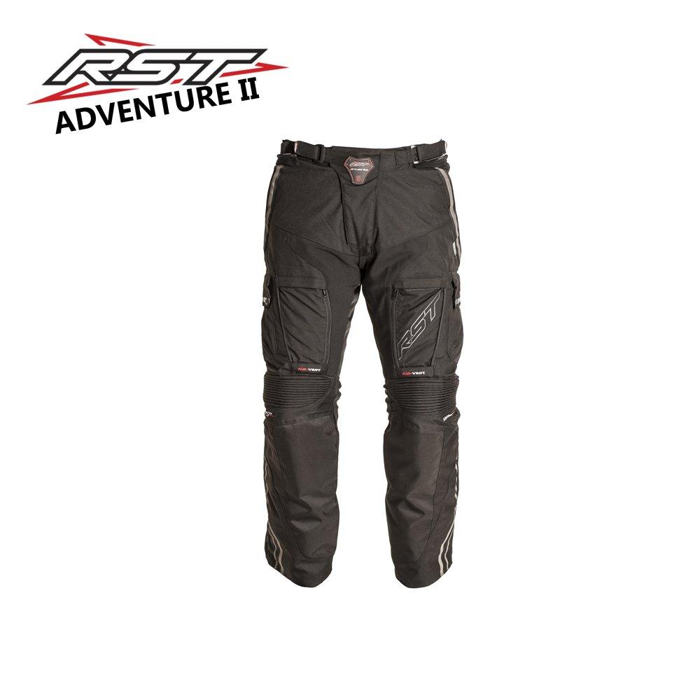 e6acd8c7 Spodnie RST Adventure II czarne   ODZIEŻ TEKSTYLNA \ SPODNIE TEKSTYLNE    Moto Styl - Twój Sklep Motocyklowy