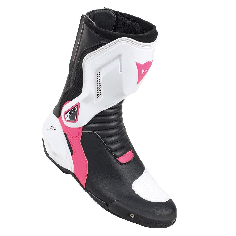 Buty Dainese Nexus Lady czarno biało różowe