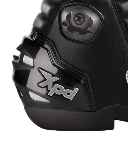 Buty Xpd VR6 H2OUT czarne