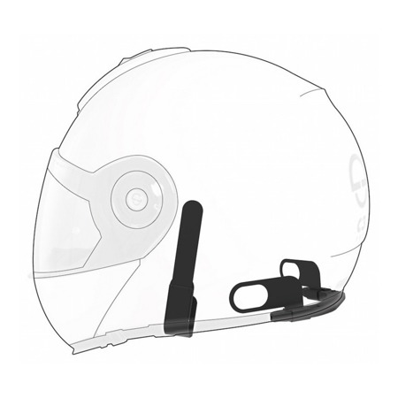 Interkom Schuberth SC10U E1, C3 Pro, C3 Basic