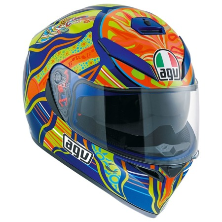 Kask AGV K-3 SV Five Continents