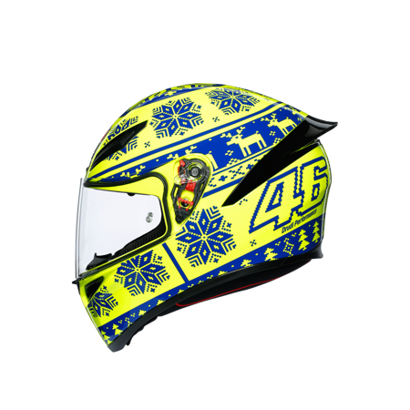 Kask AGV K1 Winter Test 2015 Replika