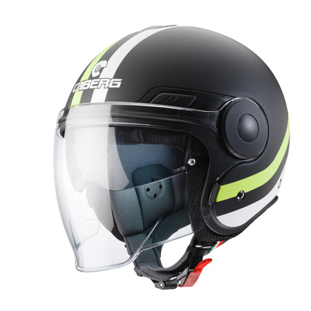 Kask Caberg Uptown Crono fluo mat