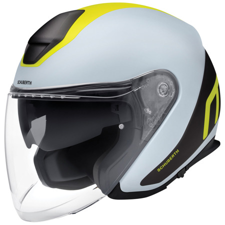 Kask Schuberth M1 Pro Triple yellow