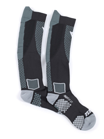 Skarpety Dainese D-Core High Sock czarno szare